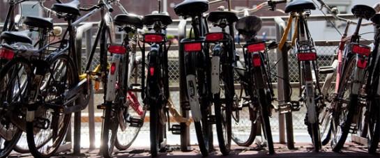Гостиница с бесплатными велосипедами
