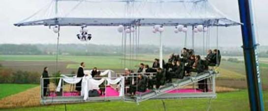 Свадьба в облаках