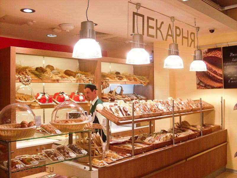 Бизнес–план хлебопекарни