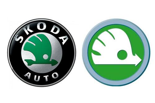 Skoda меняет логотип