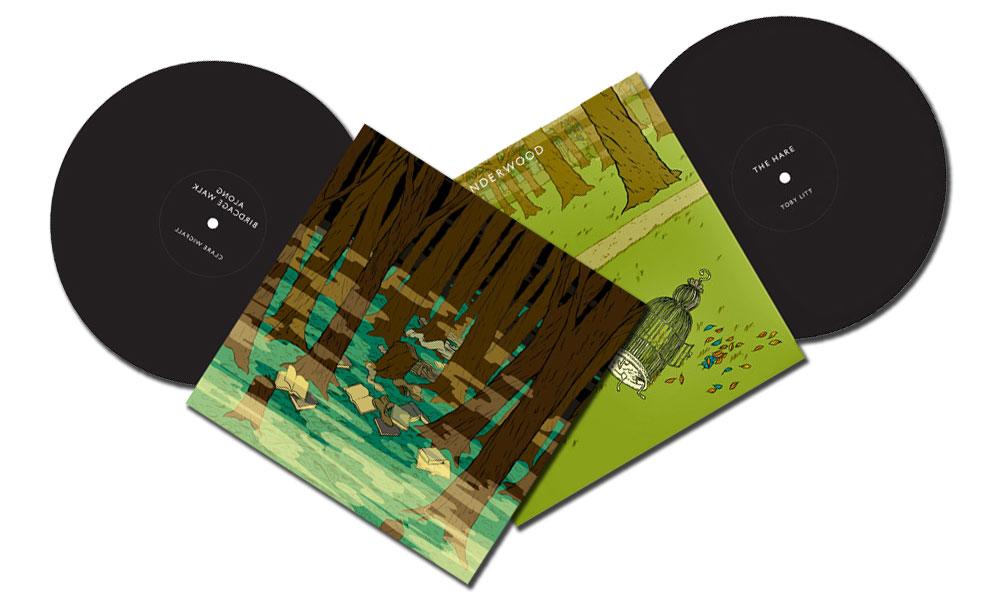 Аудиокниги на виниловых пластинках