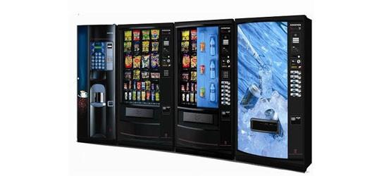 Бизнес на торговых автоматах (вендинг)