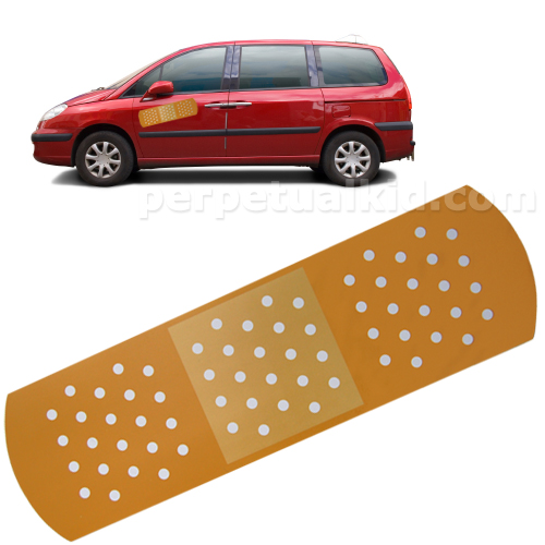 Автомобильный пластырь