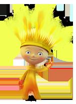 Огненный мальчик