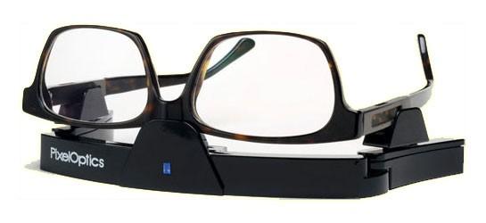 Очки с автофокусом