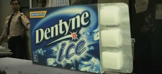 Dentyne-Ice