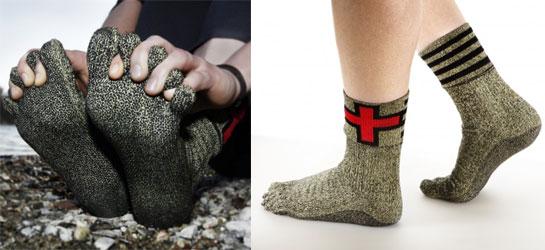 Носки из кевлара