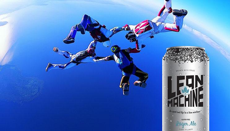 Спортивный напиток Lean Machine