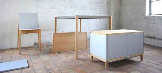 Сборная мебель на магнитах