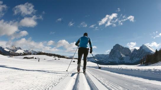 Выбор лыжной базы