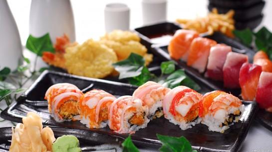 открыть суши бар