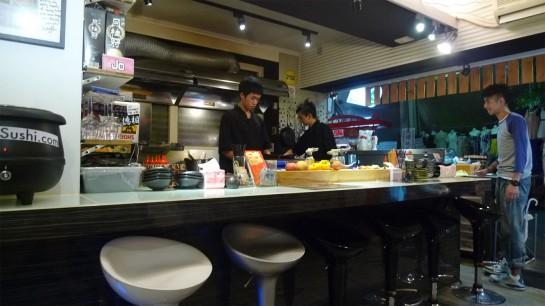 Помещение под суши бар