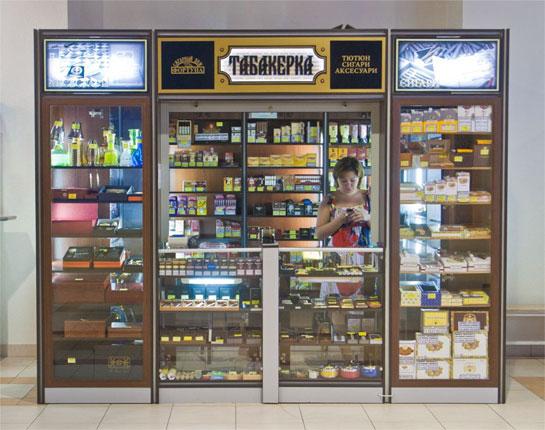бизнес план табачного киоска
