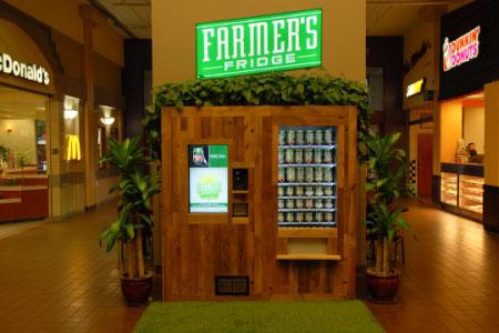 Вендинговые автоматы со свежими салатами