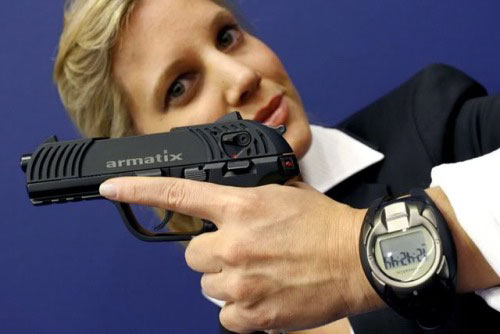 оружие Armatix