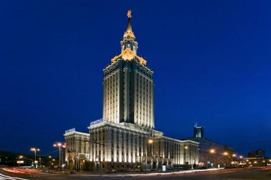 Хилтон Ленинградская Москва