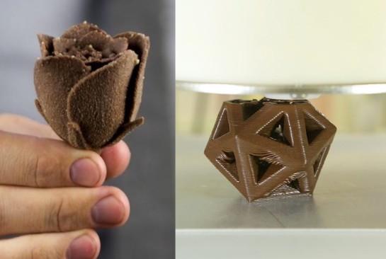 Çikolataya-Tasarım-Sağlayan-3D-Printer-Tanıtıldı